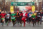 Prieš Kalėdinį bėgimą Vilniuje – eismo ribojimai ir viešojo transporto pakeitimai