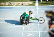 """Paralimpinės rinktinės narys K.Skučas prieš startus Dubajuje: """"Galima tikėtis ir papildomą kelialapį į Tokijo žaidynes iškovoti"""""""