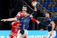 Sensacinga argentiniečių pergalė įnešė sumaišties pasaulio rankinio čempionate