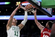 """E.Kanteris: """"NBA yra žvaigždžių, kurie nežais, kol nebus išrasta vakcina"""""""