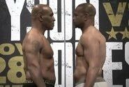 M.Tysoną į ringą sugrįžti paskatino rupūžių nuodai, R.Jonesas negali patikėti, kokį greitį išlaiko būdamas 51-erių metų