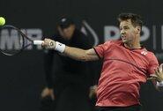 """R.Berankis pasirodymą """"Australian Open"""" turnyre baigė ir dvejetų varžybose"""