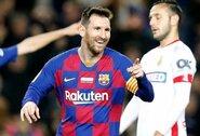C.Puyolis paskaičiavo, kiek metų aukščiausiame lygyje liko L.Messi