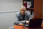 """""""Šilo"""" prezidentas G.Kvietkauskas: """"Nenorime kartoti pirmtakų klaidos, todėl niekur neskubame"""""""