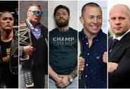 Top 20: turtingiausi visų laikų MMA kovotojai