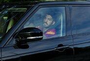 """""""Marca"""": L.Suarezas su ašaromis akyse atsisveikino su """"Barcelonos"""" komanda"""