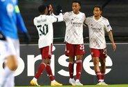 """Europos lygoje – """"Arsenal"""" pergalė ir """"Milan"""" lygiosios"""