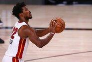 "J.Butleris nesutinka, kad ""Heat"" yra NBA finalo autsaiderė"