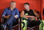 """Ne balandžio 1-osios pokštas: """"MotoGP"""" lenktynininkas gavo 18 mėnesių diskvalifikaciją"""