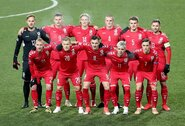 Futbolo metus Lietuvos rinktinė užbaigs Minske