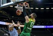 Lietuva triuškinama pergale pradėjo pasirengimą olimpinei atrankai