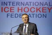 IIHF prezidentas nebesvarsto Lietuvos kandidatūros prisidėti prie pasaulio ledo ritulio čempionato ir įvardino kitų šalių esminį pranašumą