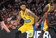 """""""Maccabi"""" išsaugojo vieną komandos lyderių"""
