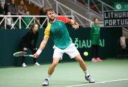 Į Lietuvos teniso čempionatą atvyks ir L.Grigelis