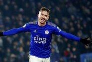 """Anglija: """"Leicester City"""" toliau žengia pergalių keliu, tris taškus iškovojo ir """"Chelsea"""""""