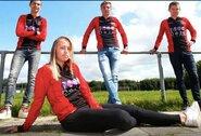 Nyderlandų eksperimentas: merginai leista žaisti vyrų komandoje