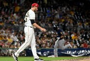 MLB ikisezoninėse rungtynėse – neblogas D.Neverausko pasirodymas