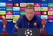 """Čempionų lygos rungtynėse """"Barcelona"""" nusprendė žaisti be L.Messi"""