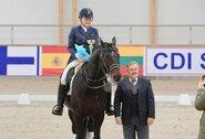 Žirgų sporto varžybose Lenkijoje – lietuvių pergalės