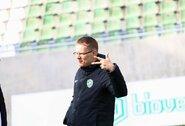 Geriausias Lietuvos metų treneris - V.Dambrauskas