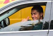 C.Ronaldo bus greitesnis: patobulino savo sportinius batelius