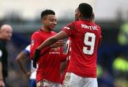 """Anglijos FA taurė: 6 įvarčius varžovams atseikėjęs """"Man Utd"""" žengė į kitą etapą"""