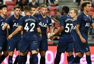 """Tarptautinė Čempionų taurė: H.Kane'as įspūdingu smūgiu iš vidurio aikštės 93-ąją minutę išplėšė """"Tottenham"""" pergalę prieš """"Juventus"""""""