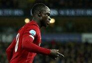 """S.Mane įvartis padovanojo """"Liverpool"""" pergalę prieš """"Norwich"""""""