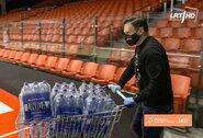 """""""Rytas"""" medikams padovanojo 1000 litrų vandens"""