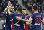 PSG iškovojo trečiąją pergalę iš eilės