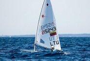 V.Andrulytė prarado pirmą poziciją pasaulio taurės etape Majamyje