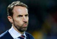 G.Southgate'as pasėjo abejonę, ar jis treniruos Anglijos rinktinę pasaulio čempionate 2022-aisiais
