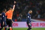 """T.Tuchelis užstojo Neymarą dėl gautos raudonos kortelės: """"Tai žmogiška"""""""