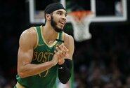 """""""Celtics"""" ekipa J.Tatumui turėtų pasiūlyti maksimalios vertės sutartį"""