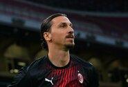 """Z.Ibrahimovičius apie savo ateitį: """"Ibra nėra Europos lygos žaidėjas"""""""