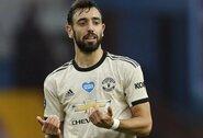 """""""Man Utd"""" saugas B.Fernandesas džiaugiasi neeiliniu pasiekimu"""