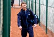 """R.Berankis """"Roland Garros"""" turnyre susitiks su grunto meistru, antrajame rate greičiausiai lauktų N.Djokovičius"""
