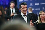 "L.Figo: ""C.Ronaldo ar L.Messi? Sunku lyginti triufelius su ikrais"""