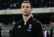 """C.Ronaldo sulaukė """"Juventus"""" kvietimo grįžti į Italiją – planuoja treniruotes"""