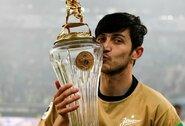 """""""Zenit"""" – čempionai: už rūbinėje imituotą sekso sceną iraniečiui gresia 100 kirčių rykšte"""