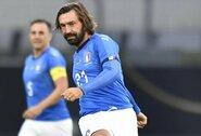 """Italijos žiniasklaida: A.Pirlo grįš į """"Juventus"""" dėl trenerio karjeros"""