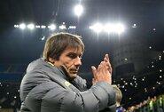"""""""Inter"""" strategas A.Conte: """"Turėjome galimybių laimėti rungtynes"""""""
