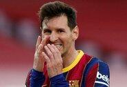 Anglijos žiniasklaida: L.Messi už didžiulę algą sutiktų keltis į Mančesterį