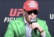 C.Covingtonas įsitikinęs, kad T.Woodley paprašė UFC, jog prieš kovą nebūtų jų akistatos