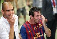 """Potencialus """"Barcelonos"""" prezidentas nori susigrąžinti P.Guardiolą ir kitas legendas"""