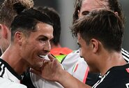 """M.Sarri apie C.Ronaldo ir P.Dybalos ryšį: """"Kai kas pasikeitė"""""""