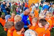 Nyderlandų futbolo legendos apsilankys Lietuvoje