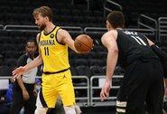 D.Sabonis dar kartą dalyvaus NBA įgūdžių konkurse