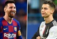 Kaka pasirinko tarp L.Messi ir C.Ronaldo