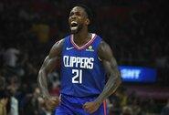 """NBA 2K pusfinalyje susitiks """"Suns"""" ir """"Clippers"""" žaidėjai, P.Beverley pergalę šventė emocingai"""
